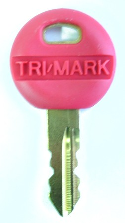 "MK2P - TriMark Master Key ""2P"" Two-Sided Key, Only Available to RV Dealers and Locksmiths"