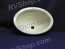 OVAL SINK PLASTIC 10