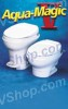 AQUA-MAGIC-V HAND FLUSH LOW WHITE BY THETFORD # 31646