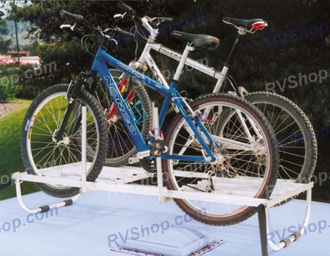 4 BIKE CARRIER FOR POP UP CAMPERS BY SWAGMAN # 80550