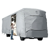 33' - 37' Class A Motorhome RV Cover Grey/White, 80-331-191001-RT