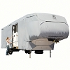 29' - 33' 5th Wheel RV Cover Grey/White, 80-318-171001-RT
