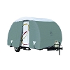 18.8' Travel Trailer RV Cover Grey/Snow White, 80-115-151001-00