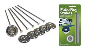 6pk Patio Mat Anchor, 2-2001