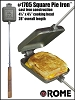 Pie Iron Square Sandwich Cooker