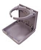 Folding Cup Holder Grey, 45622