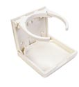 Folding Cup Holder White, 45624