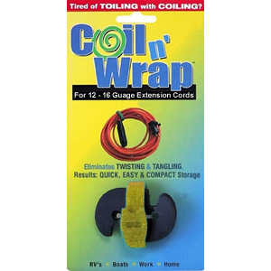 Coil and Wrap 12-14 Gauge