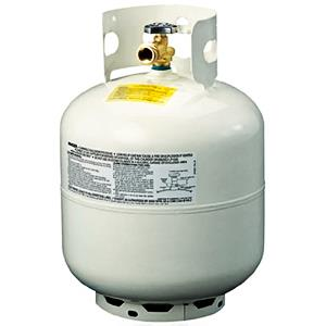 20lb Propane Tank Without Gauge, 10504TC.5