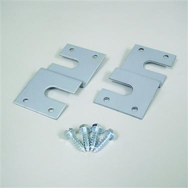 2pk Washer/Dryer Mounting Bracket, MK01