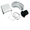 Dryer Vent Installation Kit, VID403AC