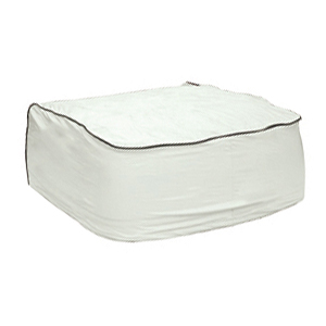 Air Conditioner Cover Colonial White, 45393