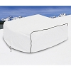 RV AC Cover White