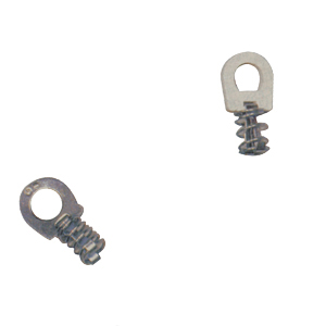 2pk Water Heater Access Door Latch, 09213
