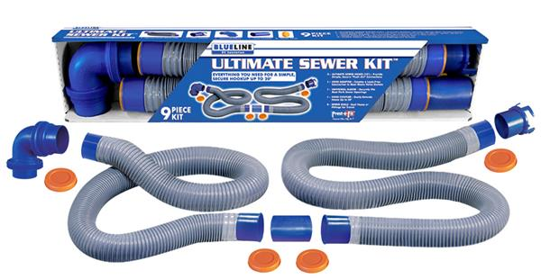10' Ultimate Sewer Kit, 1-0203