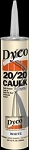11oz Caulk Sealant White, DYC2020W/T20