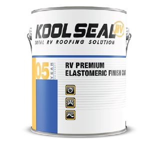 1gal Roof Coating White, KSRV08600-16