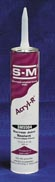 10.3oz Roof Sealant White, SM5504 WHITE CTG