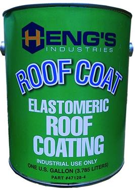 1qt Roof Coating White, 47032