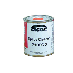 1qt Rubber Roof Cleaner, 710-SC-Q