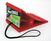 Red Wheel Chock, Valterra A10-0908