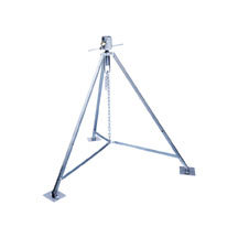 OPTIONAL KING PIN TRIPOD STABILIZER EXTENSION LEG BY ULTRA-FAB PRODUCTS INC. # 19-950002 ( FOR ULTRA-FAB TRIPODS )