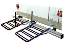 4 Bike Bumper Mount Bike Rack, 80600