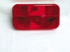 Replacement Trailer Light Lens Red, 34-92-012