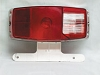 RV Tail Light  with Back-Up and License Plate, MFTL3400300
