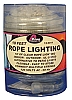 Clear Rope Patio Lights 18'  by Prime Products # 12-9011