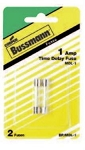2-pack MDL (Slow-Blow) 15 Amp Auto Fuse by Buss