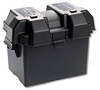 Single 6V Battery Box (Black)