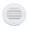 Outside Vent for Battery Box, Colonial White
