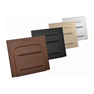 E Series Screen Door Slide Brown