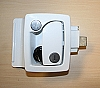 Trimark Travel Trailer Lock 60-251, White