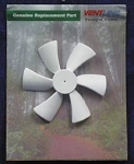 Replacement Fan Blade by Ventline # BVA0163-00