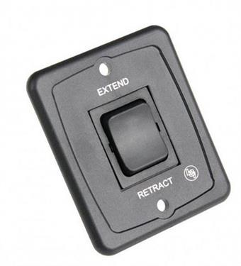 Solera Awning Switch Black, 288550
