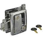 Trimark Travel Trailer Lock 60-251, Chrome