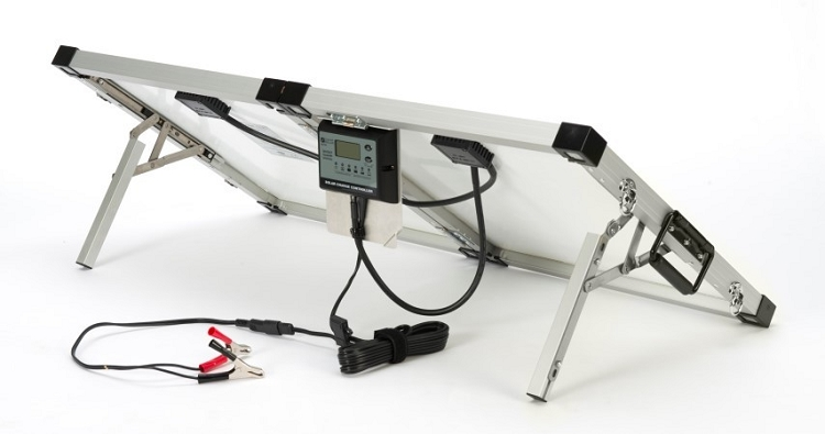 Zamp Solar Portable Kit 90 Watt 4 6 Amp Zs Us 90 P Usp1001