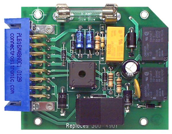 Onan Generator Circuit Board 300-4901, Dinosaur Electronics