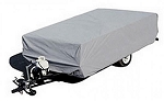 8' RV Cover For Folding Pop Up Trailers Grey, 2890