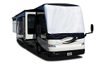 Windshield Cover For Class A Motorhomes White, 2600