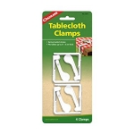 4 Pack Plastic Tablecloth Clamp, 9211