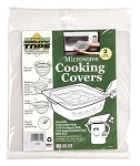 2pk Microwave Cooking Cover, 43790