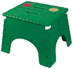E-Z Foldz Step Stool Forrest Green, 101-6FG