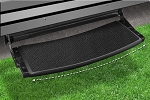 Wraparound Step Rug Black, 2-0374