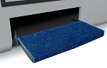 Jumbo Wraparound Step Rug Imperial Blue, 2-1051