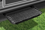 Wraparound Step Rug Black, 2-1042