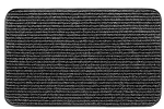 Ruggids Door Mat Black Granite, 2-0450