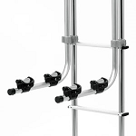 2 Bike Ladder Mount Bike Rack, 501BR